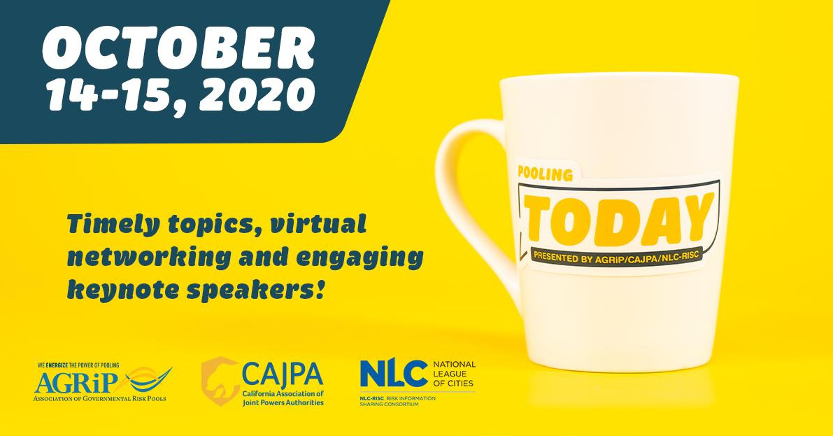 October 14-15: Chandler Attends the 2020 CAJPA Virtual Conference & Exhibition